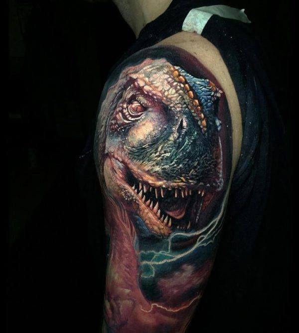 Tatuagens de dinossauros para pirar http://ift.tt/2h9hyWW