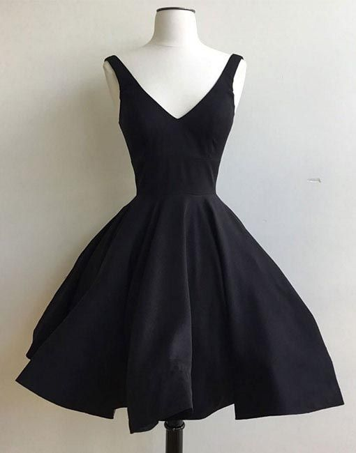 25+ cute Short black homecoming dresses ideas on Pinterest