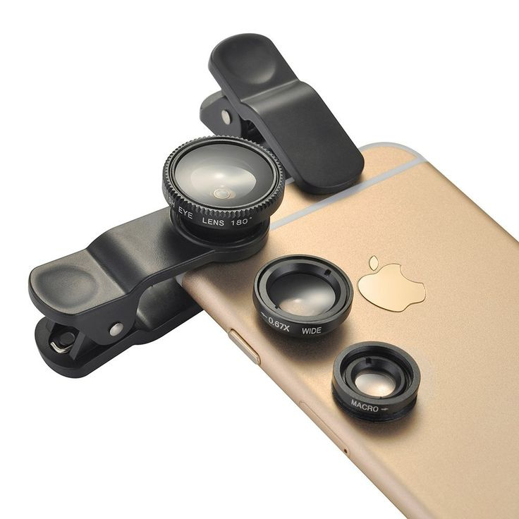 Patuoxun Lente Fisheye, Lente Grandangolo, Lente Macro di 180 Gradi, Fisheye Smartphone 3 in 1, per iPhone 6/6 Plus/5/5C/5S/4S/4 3GS, Samsung Galaxy S4/S3/S2, Note 3/2/1, Sony Xperia L36h L36i, HTC ONE: Amazon.it: Elettronica