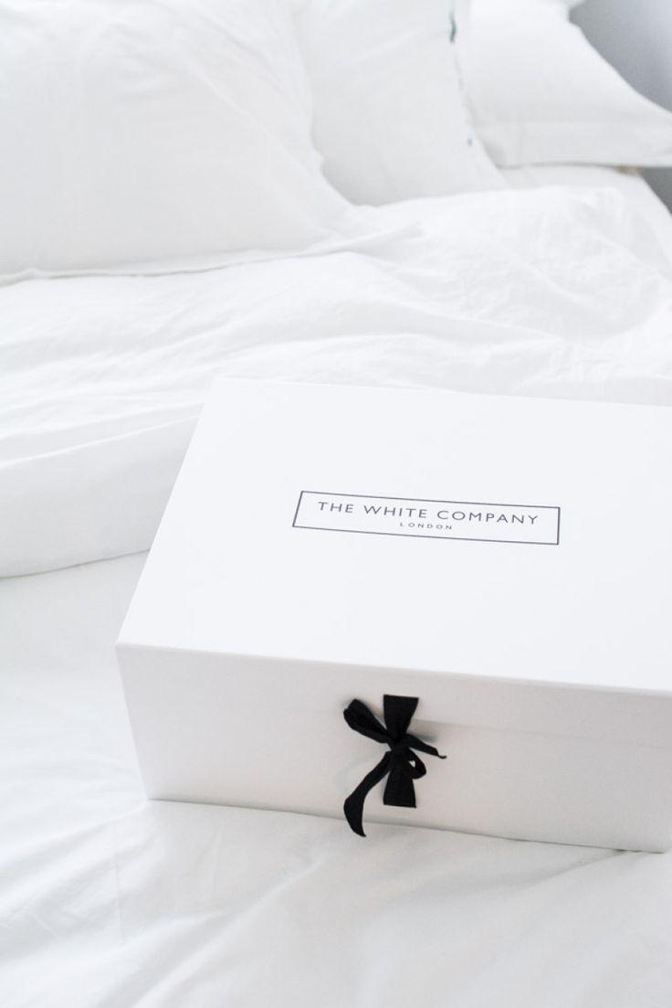 Mia Sophia   The White Company bed linen