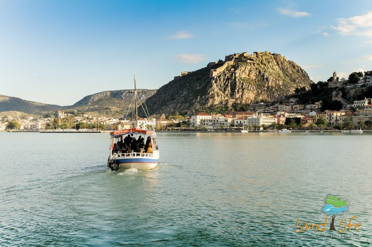 Coastal tours in the Argolic Gulf and the city of Nafplio