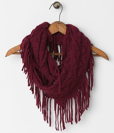 Fringe Scarf - Women's Accessories | Buckle