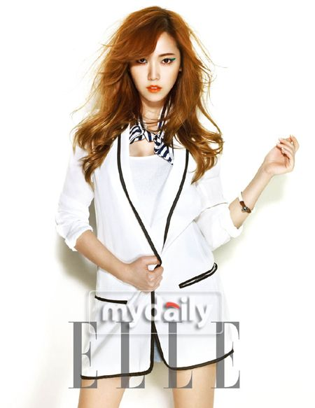 Girls' Generation's Jessica wants to go on a casual date