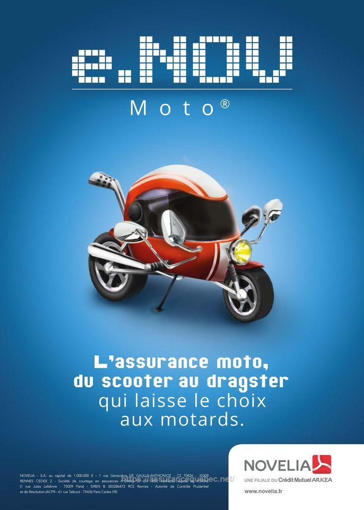 Conception-rédaction pour un assureur sur un produit d'assurance moto et scooter. #assurance #assuranceauto #auto #automobile #risques #moto #scooter #publicité #conceptionrédaction #slogan #accroche https://assurancequebec.net/
