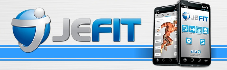JEFIT - Best Android and iPhone Workout App, Fitness App, Exercise App, Bodybuilding App | Best Workout Tracking App