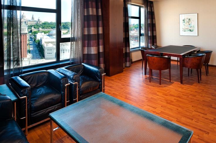 Habitación Suite #barcelona #hotel  www.hoteles-catal...