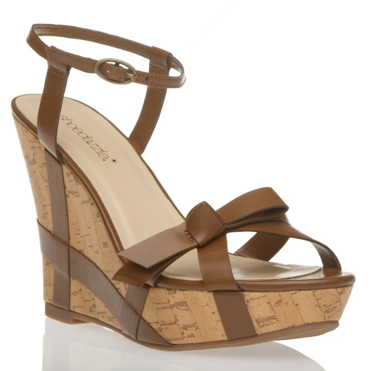 I need a good wedgeShoedazzle, Fashion, Heels Sandals, Summer Sandals, Shoes Dazzle, Brown Wedges, Colors, Summer Shoes, Summer Wedges