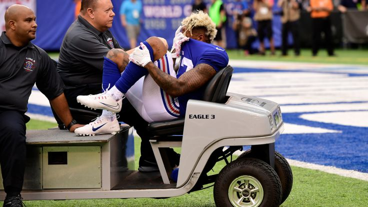 Osi Umenyiora: Odell Beckham will face psychological battle after injury