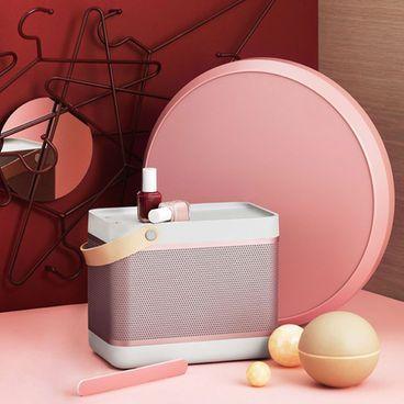 Bang & Olufsen Beolit 15 Bluetooth & portabler Lautsprecher #Musik #Lautsprecher #Rosa #Rosarot #Galaxus