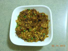 My Favorite Recipes: EGG KEEMA