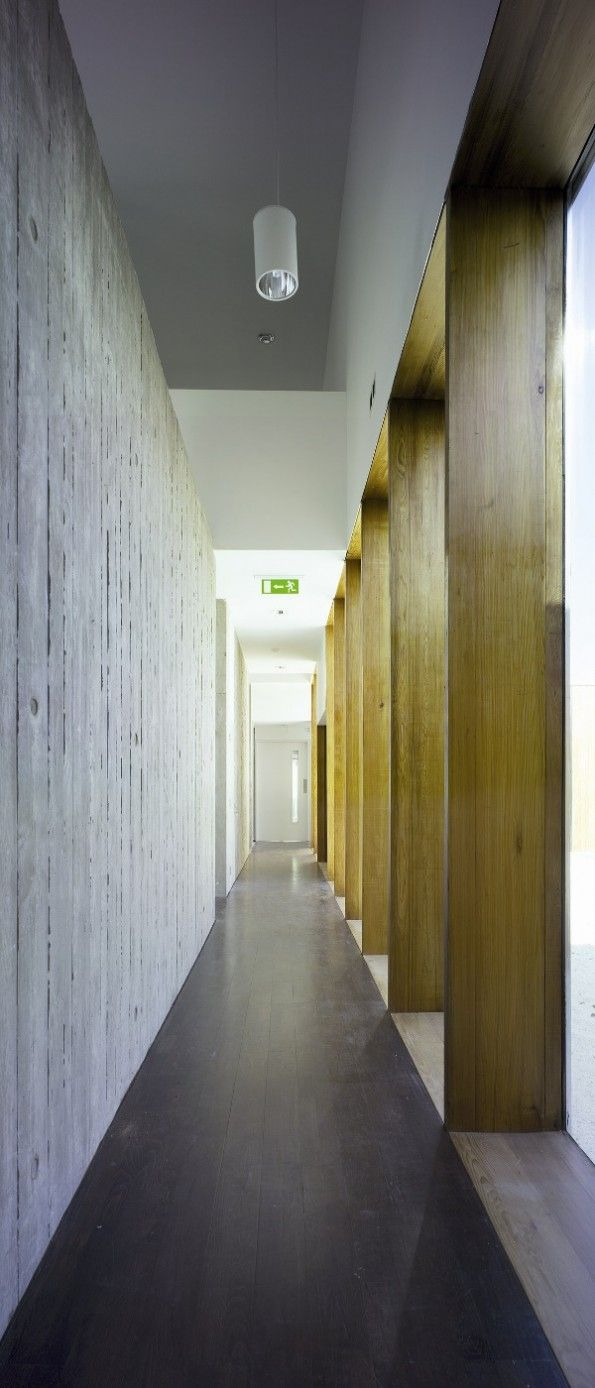 Image 10 Of 18 From Gallery Of Knocktopher Friary / ODOS Architects.  Photograph By Odos Architects