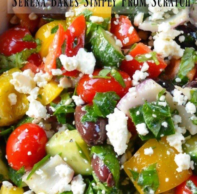 Greek Salad Recipe Panlasang Pinoy