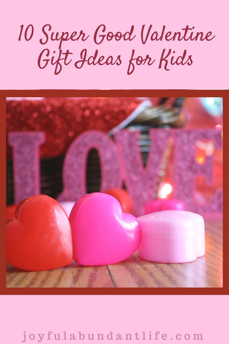 Everyone wants good valentine ideas for kids. Here are some super good valentine gift ideas for kids or any family or friends.  if you are looking for something different than the usual ideas for valentine's day.
