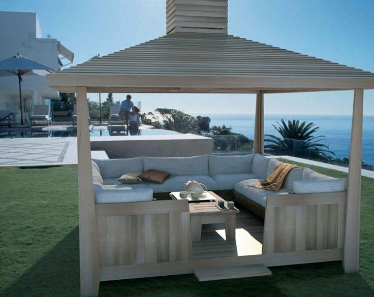 die besten 25 holzpavillon ideen auf pinterest m lltonnen unterstand m lltonnenh uschen und. Black Bedroom Furniture Sets. Home Design Ideas