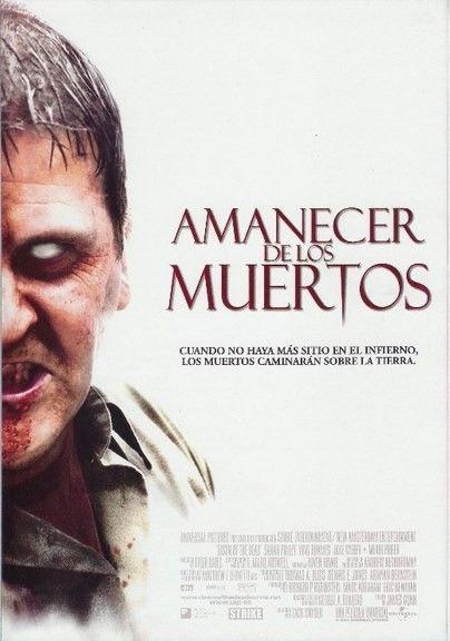 Remake del clásico de horror de George A. Romero. Una inexplicable plaga ha diezmado la población del planeta, convirtiendo a los muertos en horribles zombies que continuamente buscan carne y sangr…