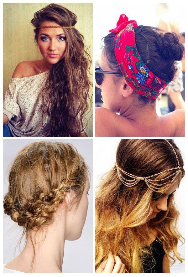Las 25 mejores ideas sobre peinados para conciertos en - Peinados para ir de fiesta ...