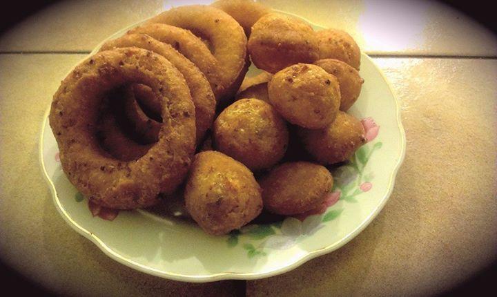 Całuski i pączusie serowe :)