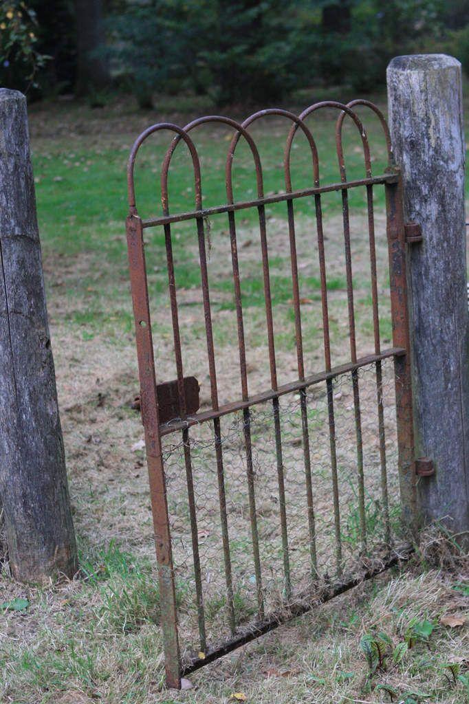 17 meilleures id es propos de portillon jardin sur for Portillon de jardin en fer forge