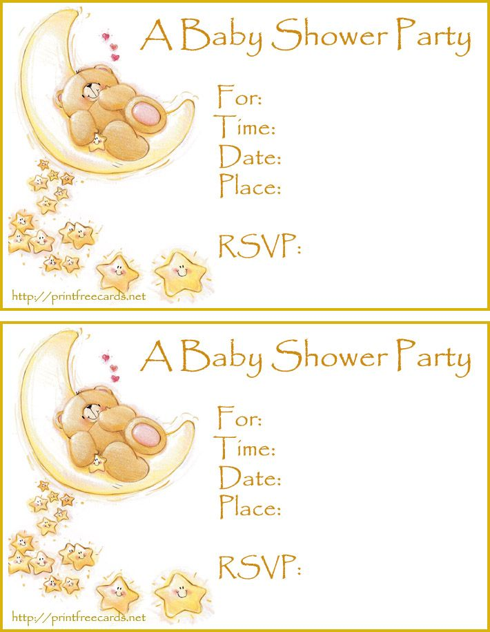 free baby shower ideas - Bing Images
