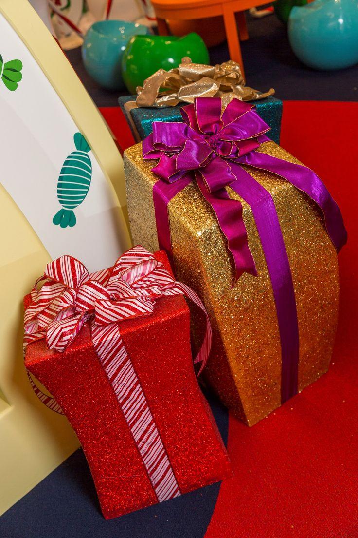 Seasonal Decor for commercial property u0026 shopping