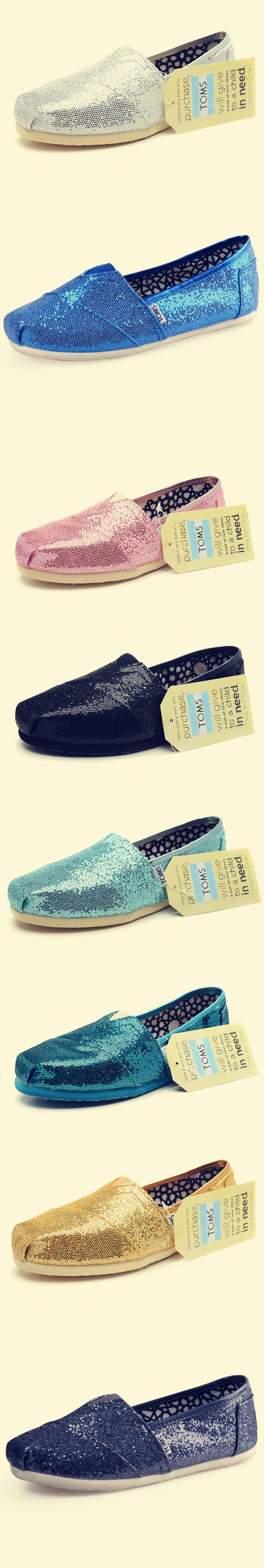 I keep finding such awesome items and brands for such a great price!Toms Shoes