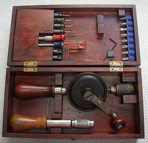 "Modernized ""YANKEE"" Radio Tool Set - Woodworking Talk - Woodworkers Forum"
