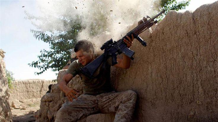 Taliban Koyak Barisan Pasukan Khusus AS di Helmand, Satu Tewas