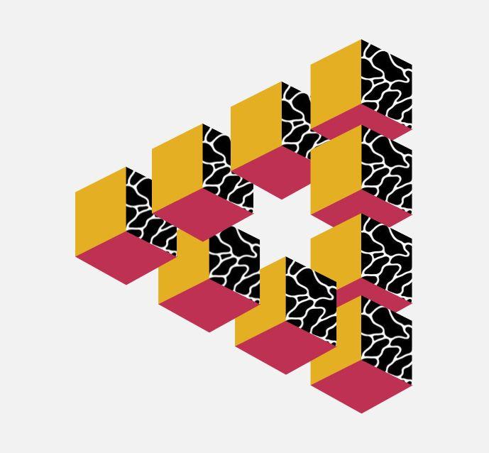 кубический треугольник