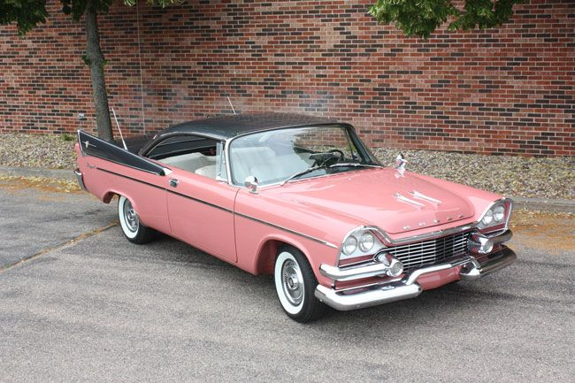 ◆1958 Dodge Royal Lancer◆..Re-pin Brought to you by #HouseofInsurance for #CarInsurance Eugene, Oregon