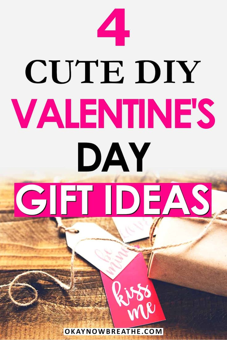 4 Cheesy DIY Gifts for Your Partner This Valentine's Day ...