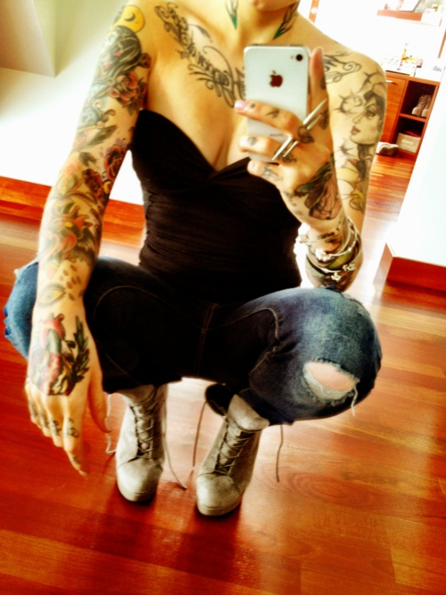Tattoo Decorated