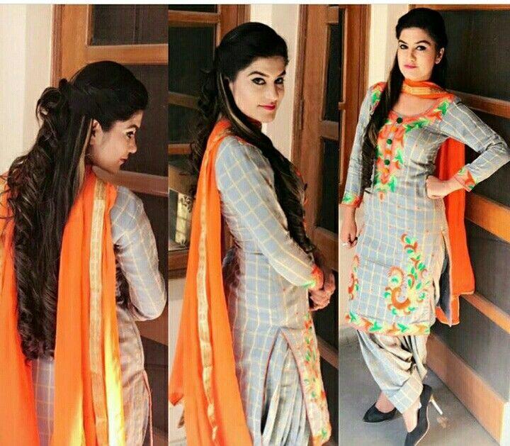 38 best Kaur B images on Pinterest | Indian outfits, Shalwar ...