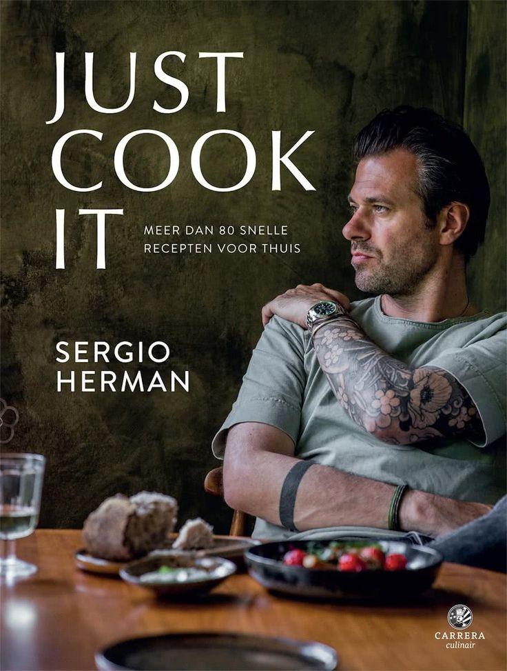 Gevonden via Boogsy: #ebook Just Cook It van - (vanaf € 9,99; ISBN 9789048840717). Koken zoals Sergio Herman in zijn sterrenrestaurants doet, kan bijna niemand. Hoeft ook niet, want de Zeeuwse top-chef kookt thuis precies zoals wij dat allemaal doen: snel, simpel en gezond. Toch zijn de gerechten die in huize Herman op tafel komen nét even lekkerder. In <i>Just Cook It</i> legt hij uit waarom. Van een lasagne tot een tiramisu en van een pan mosselen tot een auberginesalade:... [lees verder]