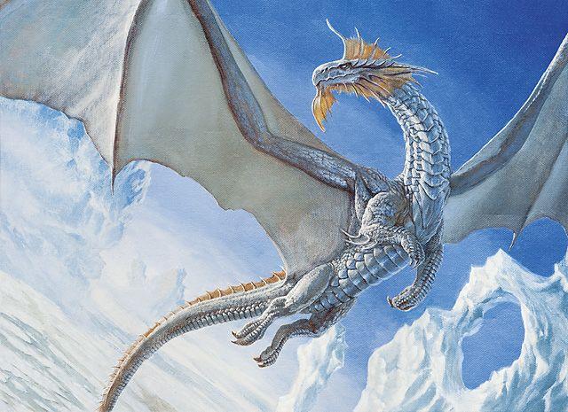 Beautiful Dragons | Silver Dragon - Non-alien Creatures Wiki