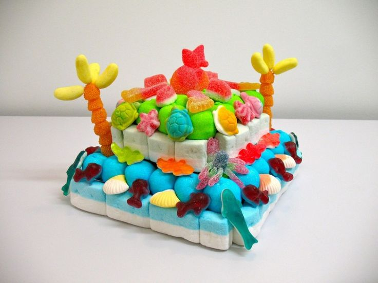 Torte di caramelle gommose (Foto 4/40) | Butta La Pasta
