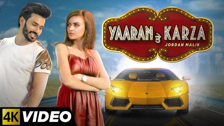 Yaaran Te Karza - Jordan Malik | Latest Punjabi Songs 2016 | Tahliwood R...