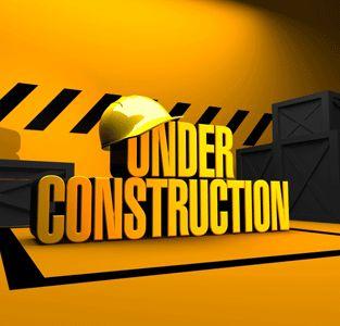 Dział w trakcie budowy