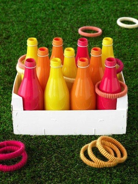 Ring Toss | Community Post: 10 Amazingly Fun DIY Outdoor Games