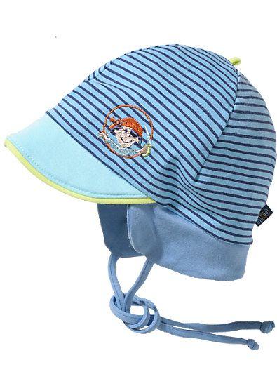 MAXIMO Mütze zum Binden für Jungen