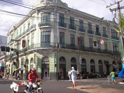 Vida e Turismo: Hotel Palace - Manaus