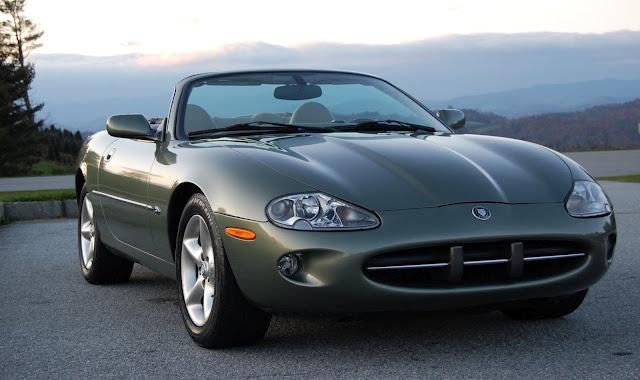 1999 Jaguar XK8 Coupe - Deborah
