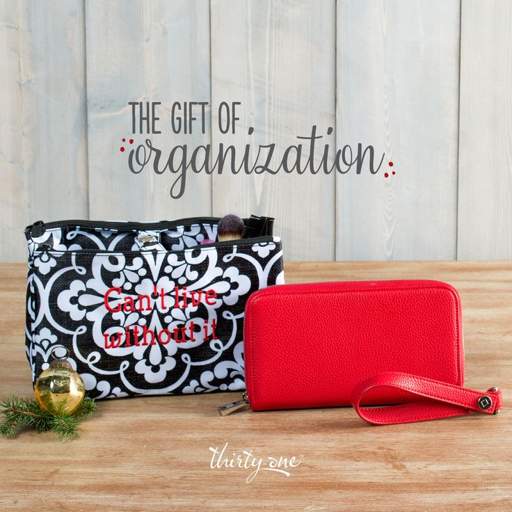 The perfect wallet and pocketbook organizer!