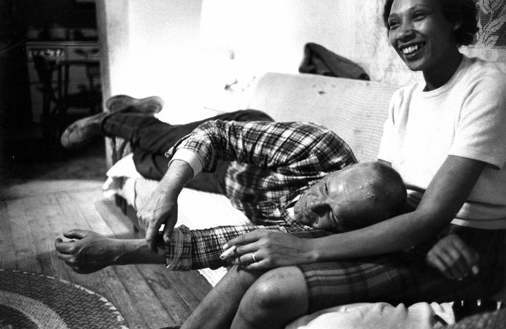 Richard and Mildred Loving 1966 - They were arrested for interracial marriage in Virginia. Their case went to the Supreme Court which led to the decision of invalidated laws prohibiting interracial marriage.
