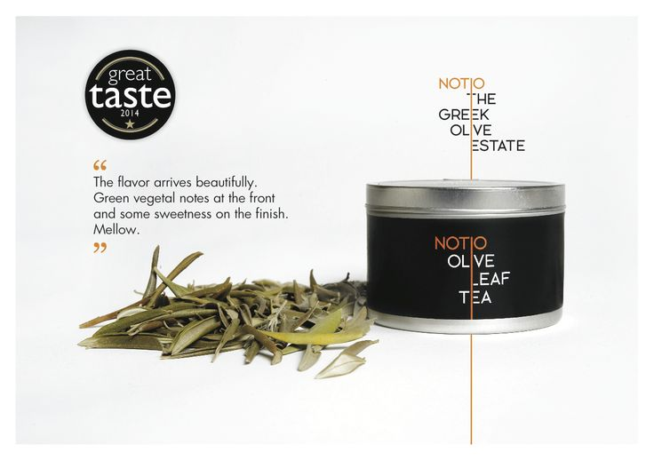 NOTIO is celebrating !!! Our Notio Olive Leaf Tea has been awarded a Great Taste Award by the Guild of Fine Food. The International awards take place every year and this year saw 10.000 entries from 1500 businesses. Food critics, chefs, fine food retailers, food writers and industry experts make up the 400 judges , blind-taste in teams of 4 or 5 who give 1, 2 and 3 star awards to the best products in each category of Fine Food. http://greattasteawards.co.uk