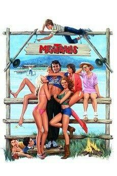 Meatballs. 1979