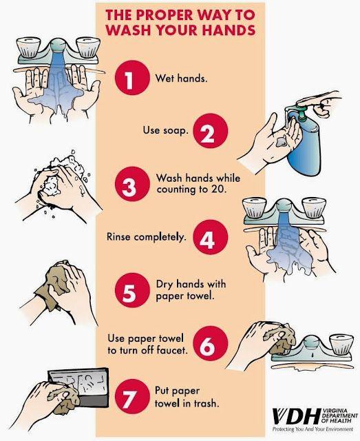 La manera apropiada de lavar tus manos. #ManosLimpiasConMelody Día Internacional de Lavar tus Manos
