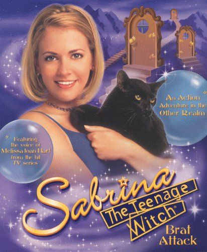 Sabrina The Teenage Witch - Hahahahaha.....ohh goodness..I used to love this show when I was younger!