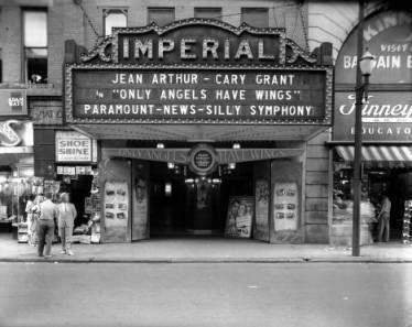 Imperial Theatre, Asheville, N. C.  http://cinematreasures.org/: Wnc Historical, Historical Photos, Asheville Archive, Patton Avenue, 32 Patton, North Carolina