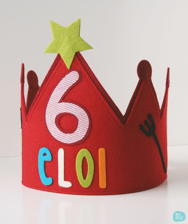 Corona aniversari Eloi // by Melimelum