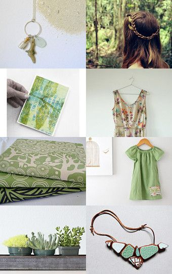 natural wonderlust curated by www.etsy.com/shop/loveandrummage --Pinned with TreasuryPin.com
